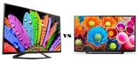 So sánh Smart Tivi LED LG 32LN571B – 32 inch và Tivi LED Sony 32R300B – 32 inch