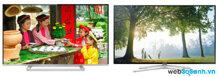 So sánh Smart Tivi LED Toshiba 40L5450 và Samsung UA40H6400 dưới 11 triệu đồng
