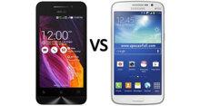 So sánh smartphone Asus Zenfone 5 và Samsung Galaxy Grand 2