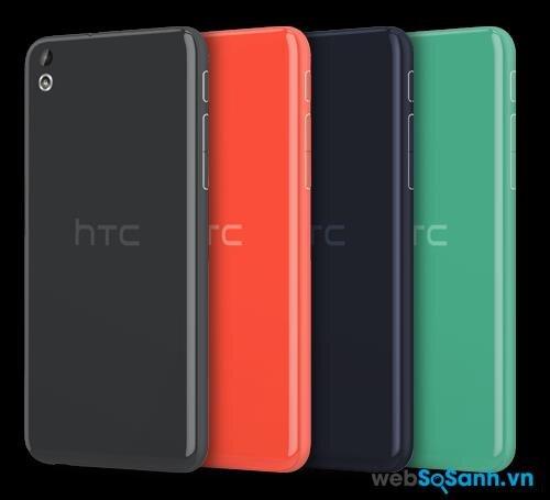 So sánh smartphone giá rẻ Samsung Galaxy S Dual và HTC Desire 816