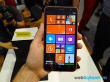 So sánh smartphone HTC Desire 616 và Nokia Lumia 1320