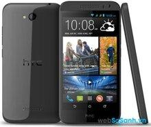 So sánh smartphone HTC Desire 616 và Samsung Galaxy S Duos