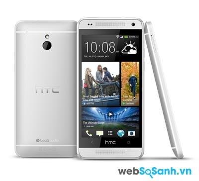 So sánh smartphone HTC One Mini và Samsung Galaxy S Duos