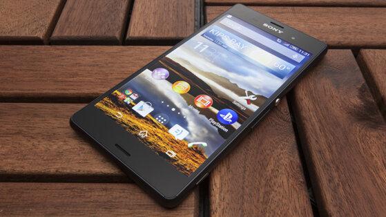 So sánh smartphone Sony Xperia Z3 và Xperia Z Ultra