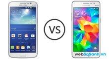 So sánh smartphone tầm trung Samsung Galaxy Grand Prime hay Samsung Galaxy Grand 2