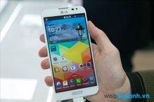 So sánh smartphone tầm trung LG Optimus G Pro và HTC One Dual sim