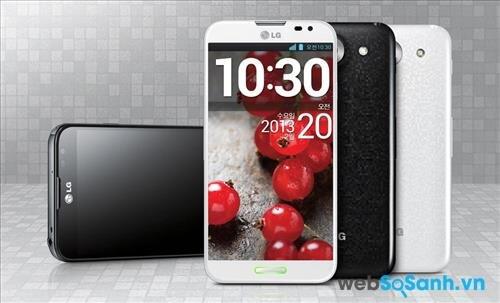 So sánh smartphone tầm trung LG Optimus G Pro và HTC Butterfly X920