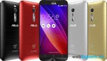 So sánh smartphone tầm trung Asus ZenFone 2 ZE551ML và Zenfone 6 A600