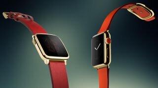 So sánh smartwatch Apple Watch và Pebble Time Steel