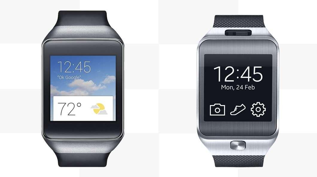 So sánh smartwatch Samsung Gear Live và Gear 2: lựa chọn cấu hình hay hệ điều hành ?