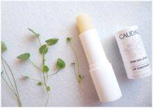 So sánh son dưỡng môi Caudalie Lip Conditioner và The Body Shop Hemp Lip Conditioner