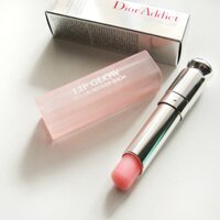 So sánh son dưỡng môi Secret Kiss Sweet Glam Tint Glow và Dior Addict Lip Glow Color Reviver Balm