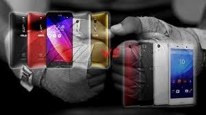 So sánh Sony Xperia M4 Aqua và Asus Zenfone Selfie