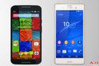 So sánh Sony Xperia Z3 và Moto X: Liệu sự chênh lệch có đủ bù đắp?