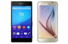So sánh Sony Xperia Z4 và Samsung Galaxy S6