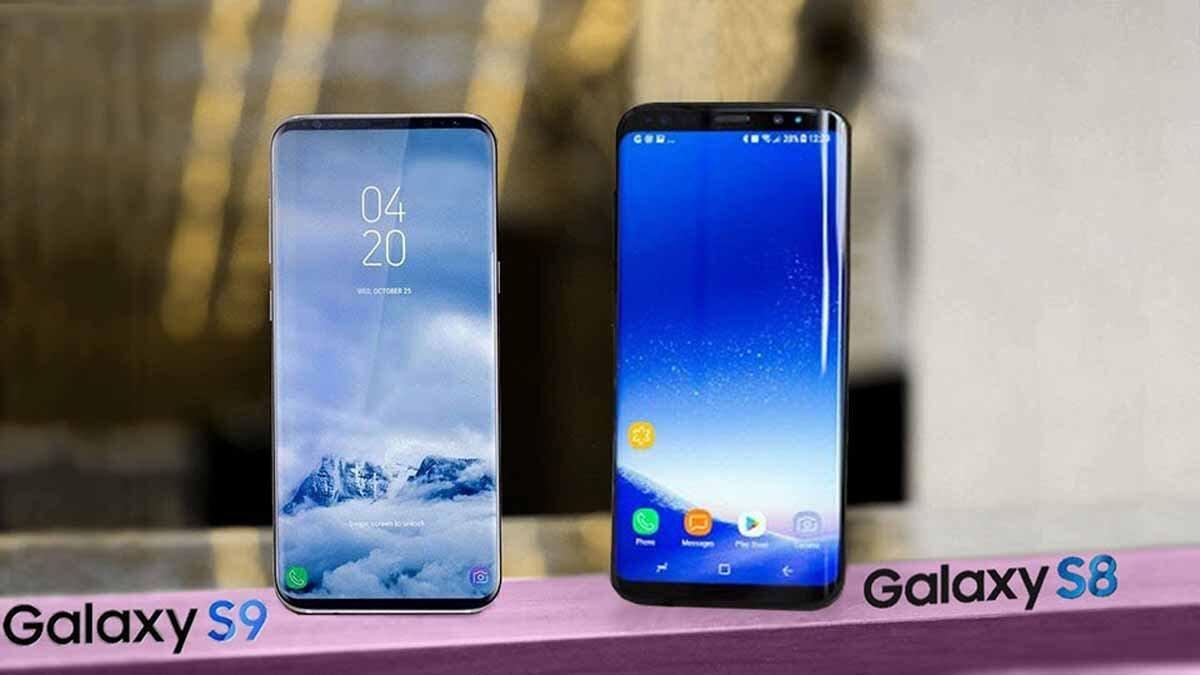 So sánh sự khác biệt giữa Samsung Galaxy S9 và S8: sự nâng cấp có đáng giá không?