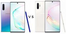 So sánh sự khác biệt thông số kỹ thuật giữa Samsung Galaxy Note 10 và Note10 Plus vừa ra mắt 2019
