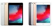 So sánh sự khác nhau giữa iPad Mini 5 (2019) và iPad Mini 4 (2019)