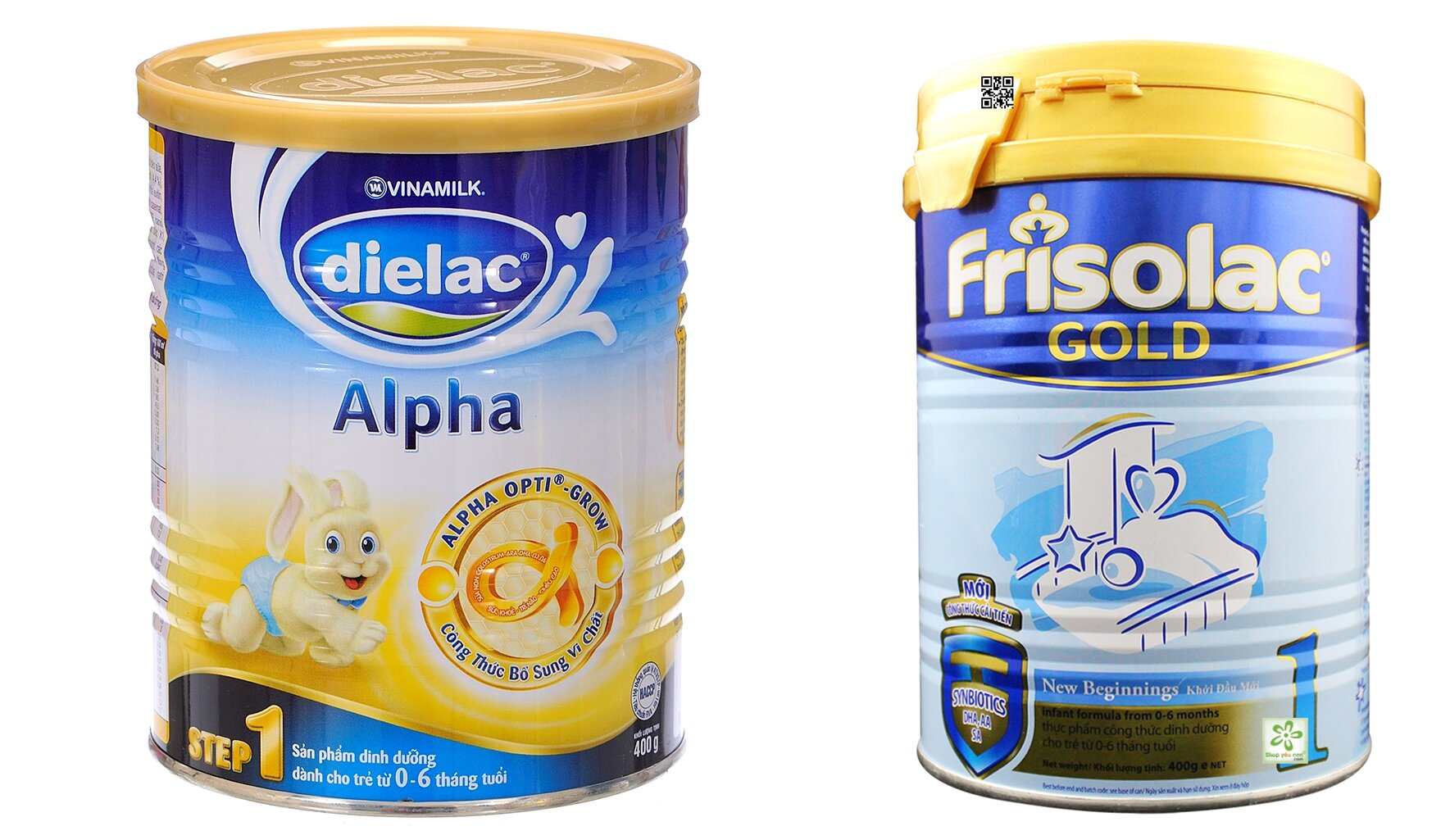 Frisolac Gold 2 400gr Nhng L Do M Nn Chn Sa Bt 1 Cho Tr T 0 N 6 So Snh Dielac Alpha Step V B