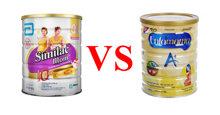 So sánh sữa Enfamama A+ và Similac Mom : Sữa nào tốt cho mẹ lợi cho con ?
