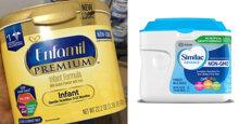 So sánh sữa Enfamil và Similac : Sữa bột Mỹ nào tốt cho trẻ hơn ?