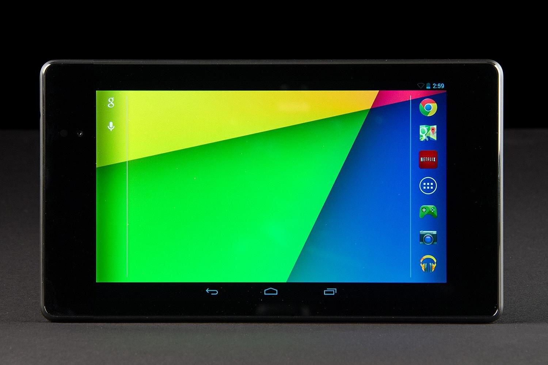 So sánh tablet 7 inch Google Nexus 7 và Galaxy Tab 2