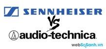 So sánh tai nghe cao cấp Sennheiser HD 598 và Audio-Technica ATH-M50