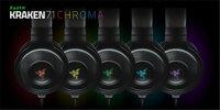 So sánh tai nghe Razer Kraken 7.1 Chroma và SteelSeries Siberia Neckband: tai nghe chơi game tầm trung ấn tượng
