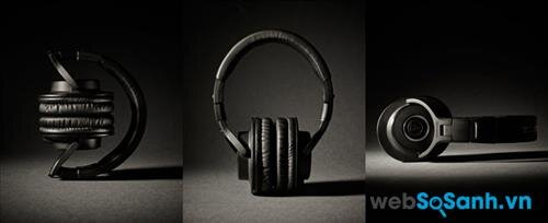 So sánh tai nghe Audio-Technica ATH-M40x và Skullcandy Crusher
