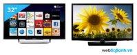 So sánh Tivi 32 inch Sony KDL-32W700B và  Samsung UA32H4303AK
