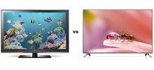 So sánh Tivi LCD LG 42CS460 và Tivi LED LG 42LB631T