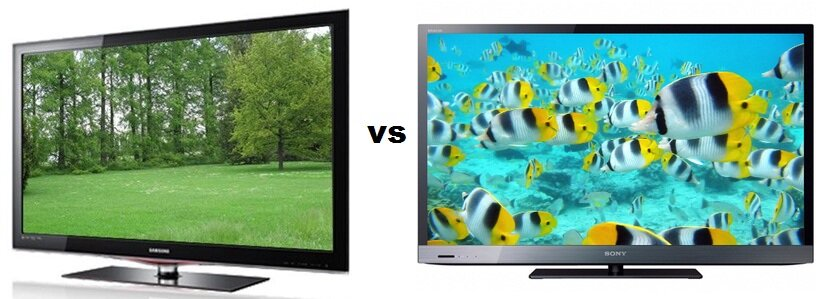 So sánh Tivi LCD Samsung LA37C650L1M và Tivi LED Sony KDL-40EX520
