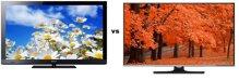 So sánh Tivi LCD Sony KLV-40CX520 và Tivi LED Samsung UA48H5150