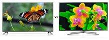 So sánh Tivi LED 3D LG 55UB850T và Tivi LED 3D Samsung UA60H6400