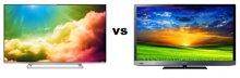 So sánh Tivi LED cao cấp Toshiba 55L5450 và Sony KDL-40EX520