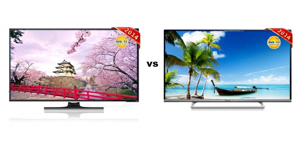 So sánh Tivi LED Darling 50HD900T2 và Panasonic TH-42AS620V