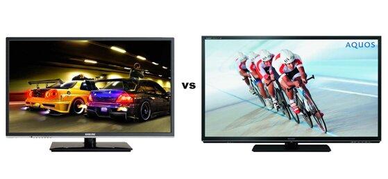 So sánh Tivi LED Darling 32HD900  và Tivi LED Sharp LC-32LE150M – dòng tivi giá rẻ