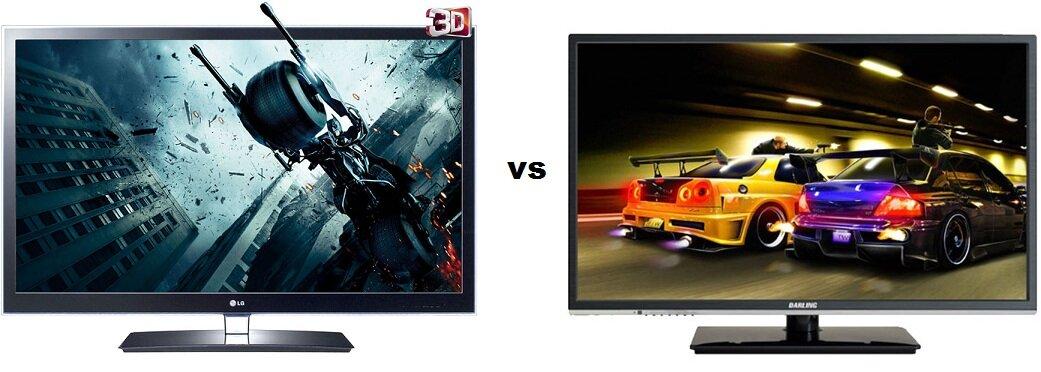 So sánh Tivi LED LG 32LW4500 và Tivi LED Darling 50HD900T2
