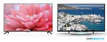 So sánh Tivi LED LG 42LB551T và Smart TV Sony KDL-42W700B