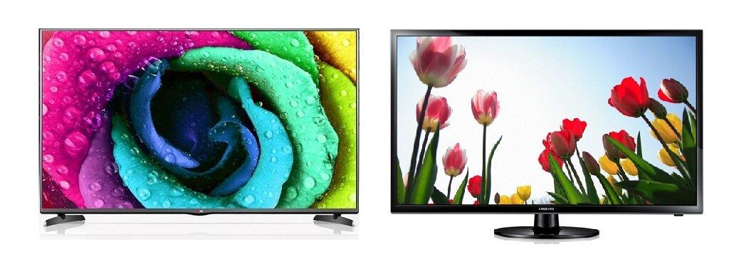 So sánh Tivi LED LG 47LB561T và Smart Tivi LED Samsung UA40H5552