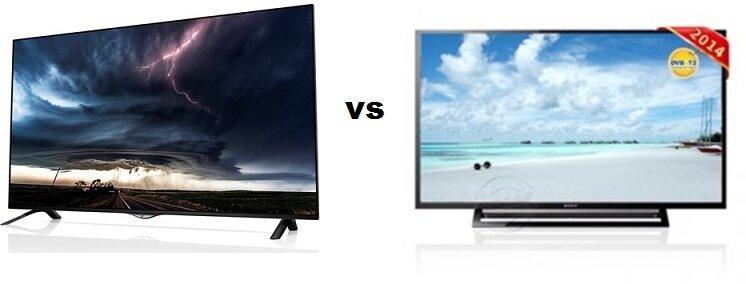 So sánh Tivi LED LG 49UB820T  và Panasonic TH-50AS620V, hình ảnh siêu ấn tượng