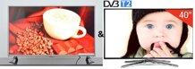 So sánh Tivi LED Sony Bravia KDL-42W674A và Tivi LED 3D Samsung UA40H6400