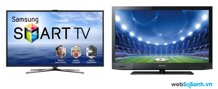 So sánh TiVi LED Sony KDL-40EX720 và Samsung UA40ES6600