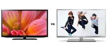 So sánh Tivi LED Sony KDL-32EX650 và Smart Tivi LED TCL 39F3390