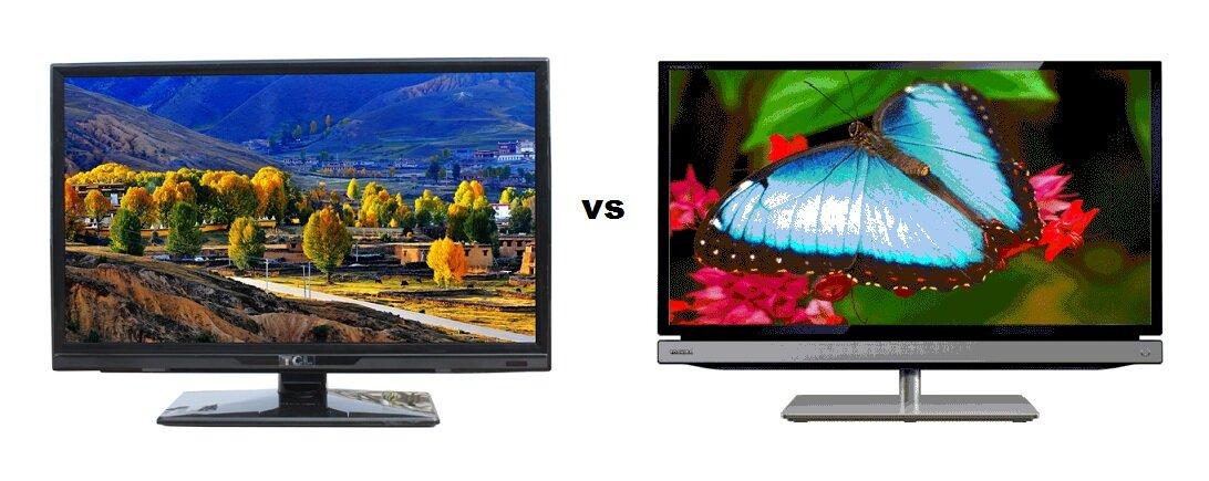 So sánh Tivi LED TCL L28B2500  và Tivi LED Toshiba 32P2300