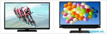 So sánh Tivi  LED Toshiba 32P1400VN và Sharp LC-32LE150M giá rẻ