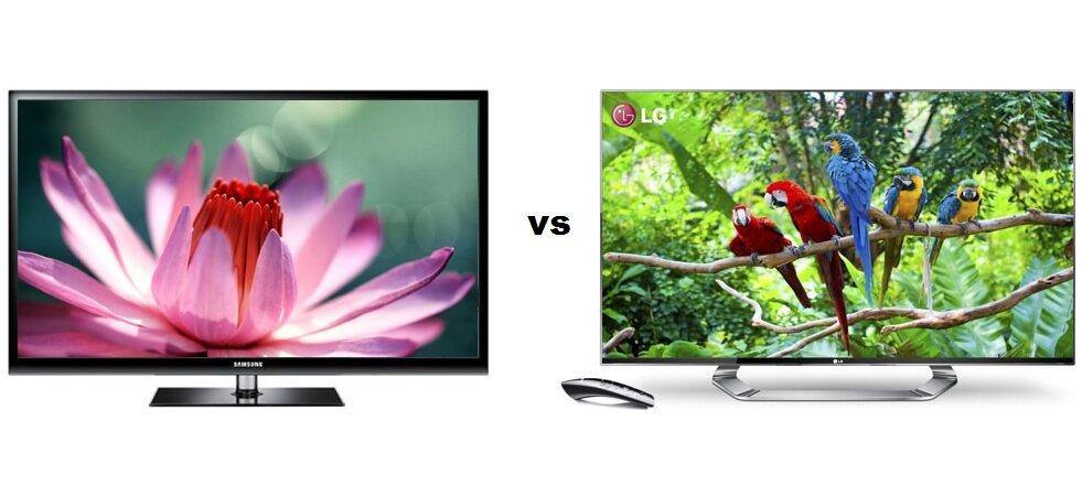 So sánh Tivi Plasma 3D Samsung PS43E490 và Smart Tivi LED LG 42LN6130