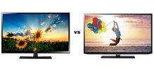 So sánh Tivi Plasma Samsung PS43F4500 và Tivi LED Samsung UA40EH5000
