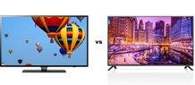 So sánh Tivi Plasma Samsung PA43H4500 và Tivi LED LG 42LB631T