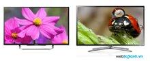 So sánh Tivi Sony KDL 50W800B  và Samsung UA48H6400
